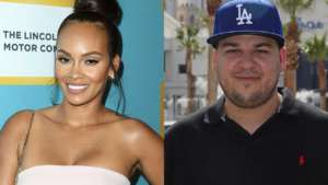 KUWK: Evelyn Lozada Flirts With Rob Kardashian After Seeing His Transformation!