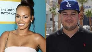 KUWK: Evelyn Lozada Flirts With Rob Kardashian After Seeing His Transformation!