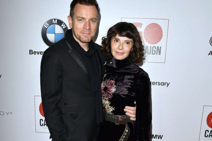 Ewan McGregor And Eve Mavrakis Are Officially Divorced