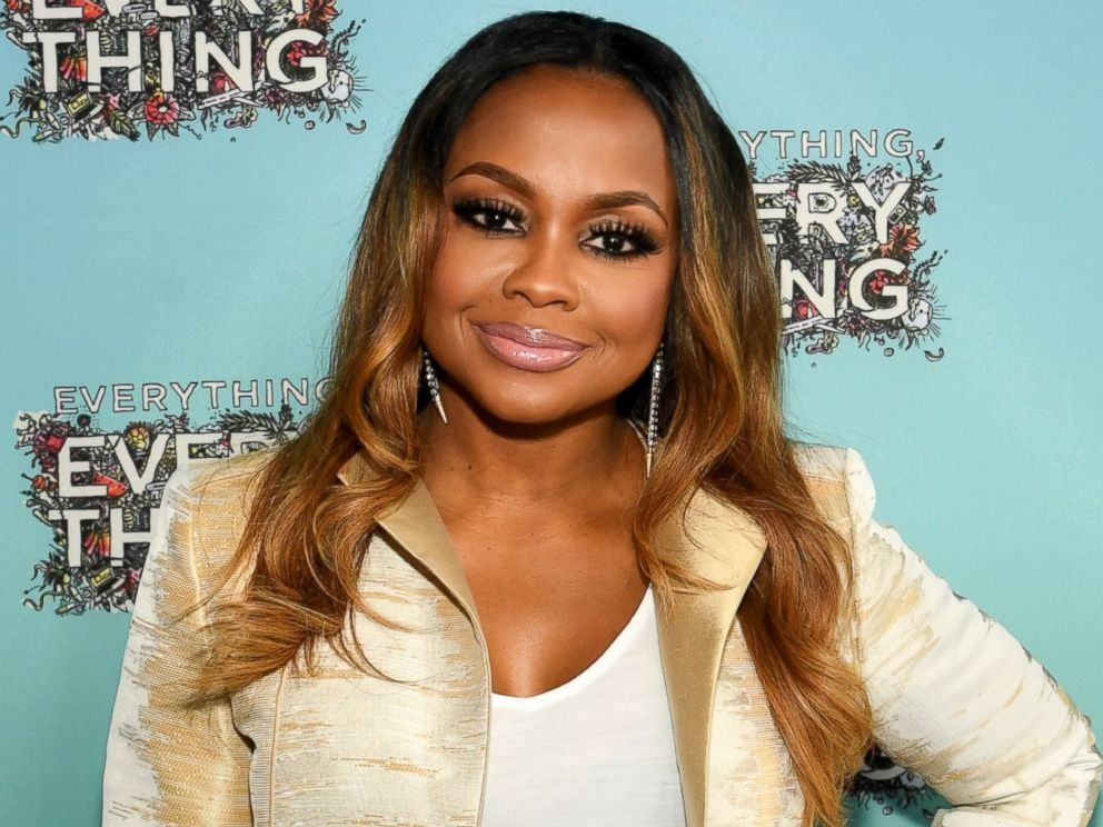 Phaedra Parks Advertises A Weight Loss Product, But Fans Say She Doesn't Need It And Praise Her Figure