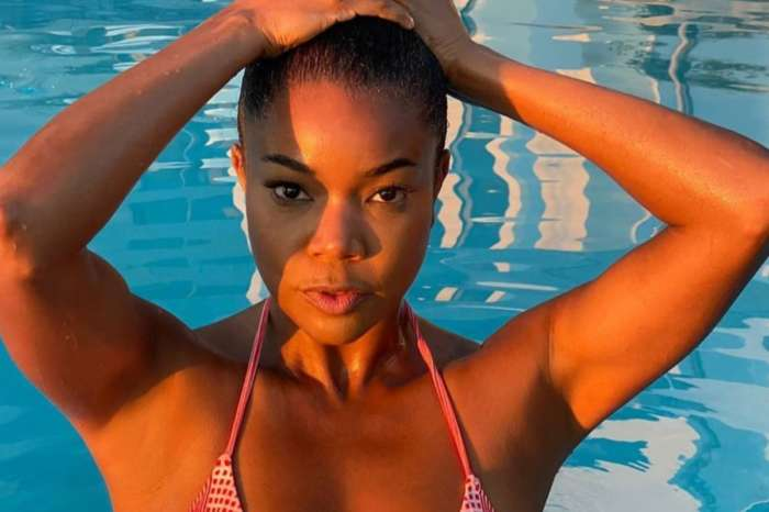 Gabrielle Union Stuns In Mara Hoffman Two-Piece Bathing Suit For Cover Of Self Magazine