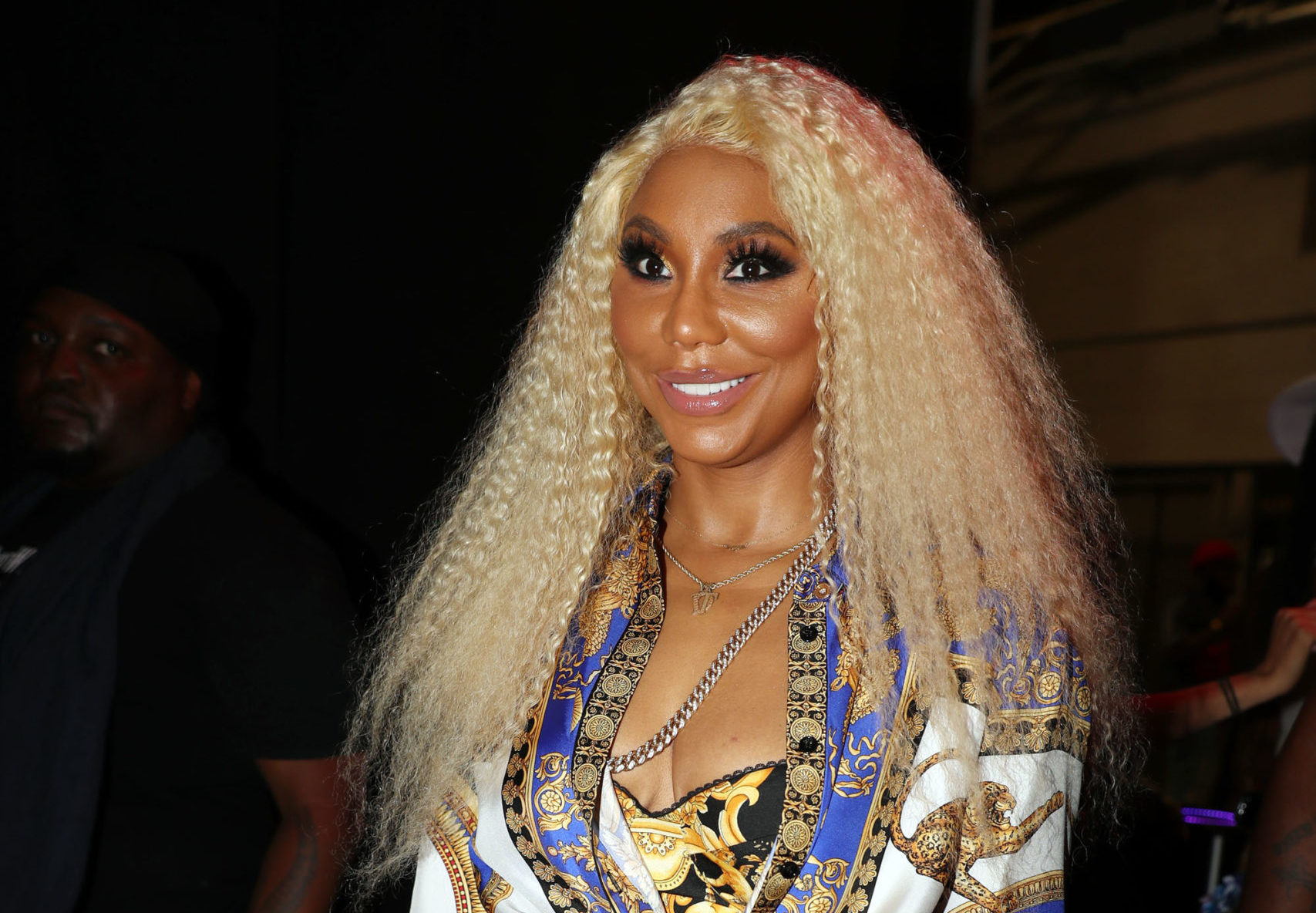 Tamar Braxton Tells Lady Fans To Turn Their Humiliation Into Motivation