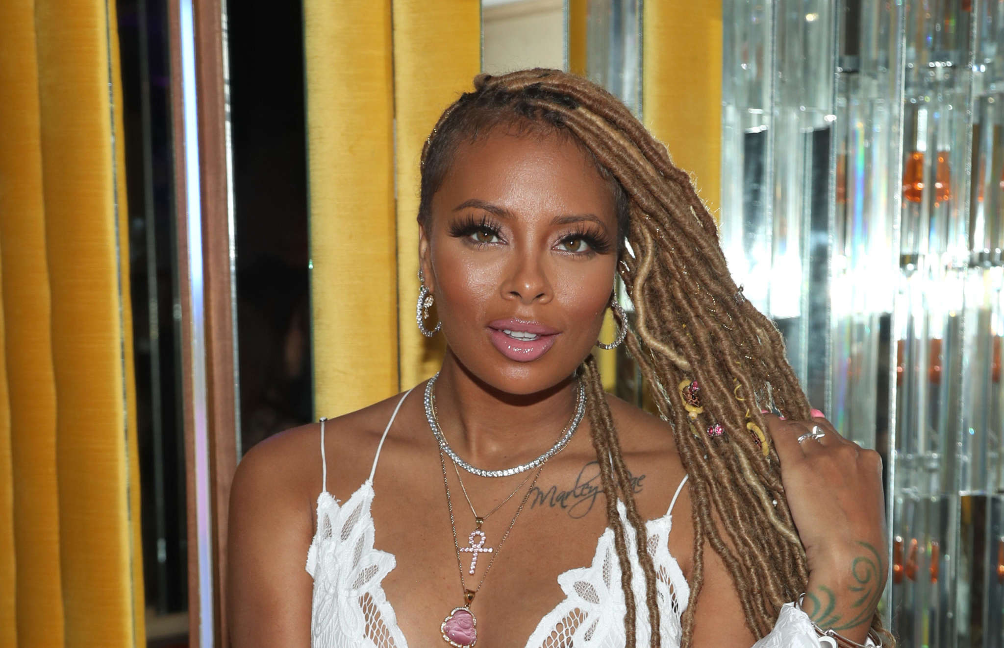Eva Marcille Proudly Shares Her Look With Fans