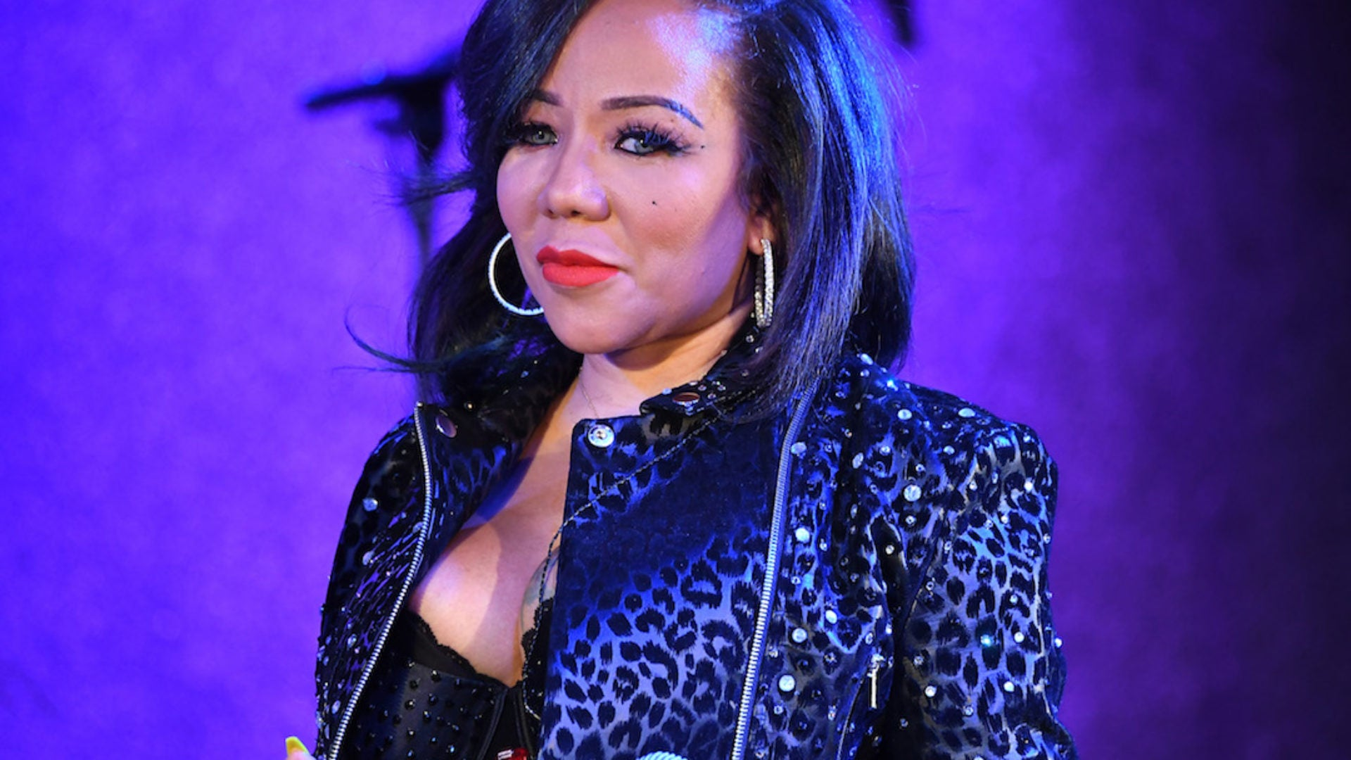 Tiny Harris Shares A Message For People Saying 'All Lives Matter'
