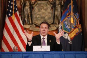 Cynthia Bailey Praises NYC Governor, Andrew Cuomo