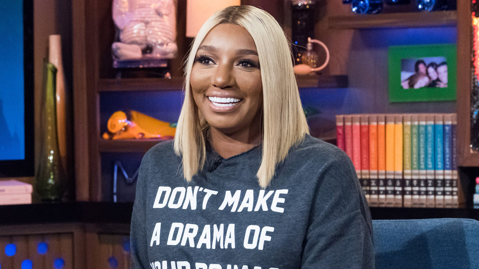 NeNe Leakes Talks About Her Wigs On Social Media