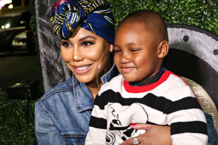 Tamar Braxton Praises Her Son, Logan For His Birthday, And Says He Taught Her Real Love - Check Out Her Pics And Emotional Messages