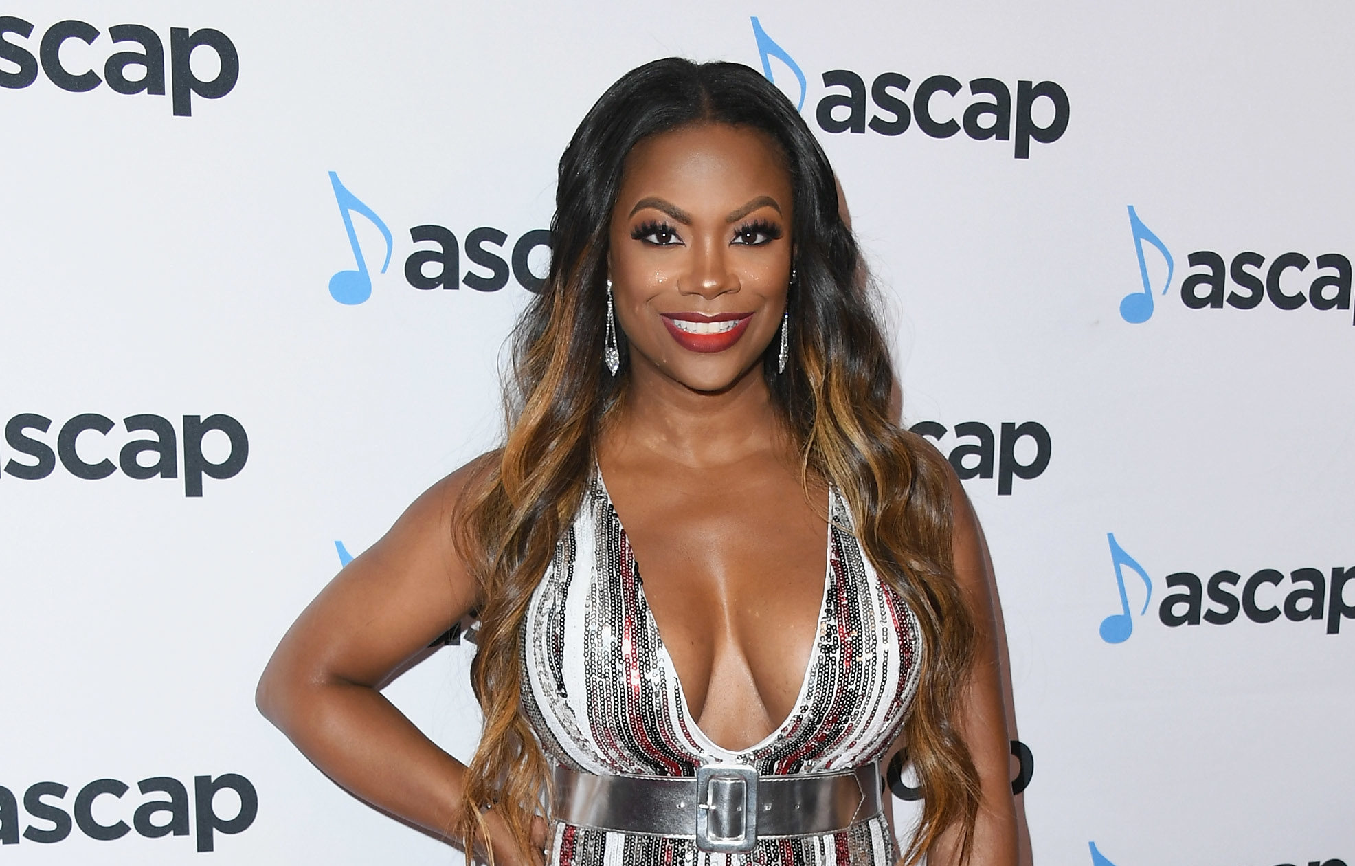 Kandi Burruss Celebrates Aunt Nora - See The Gorgeous Pics Featuring Blaze Tucker And Her 81-Year-Old Auntie!