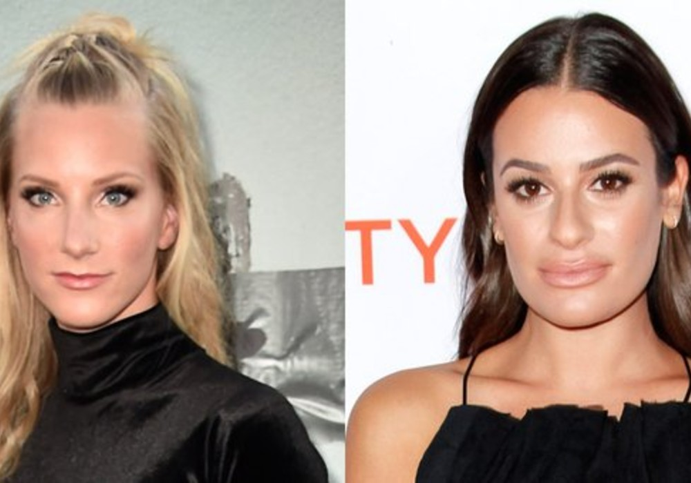 Glee Star Heather Morris Weighs In On Lea Michele Controversy