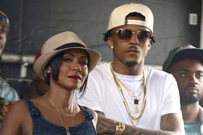 August Alsina Confirms Relationship With Jada Pinkett Smith -- Says Will Smith Approved!