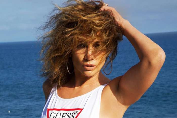 Jennifer Lopez Heats Up Instagram In A Bathing Suit Selfie