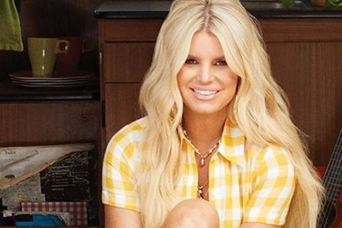 Jessica Simpson Turns Heads With Cheeky Photo As She Flaunts Her Beach Body After Epic Weight Loss -- Eric Johnson's Wife Is Ready For The Next Chapter Of Her 'Open Book'