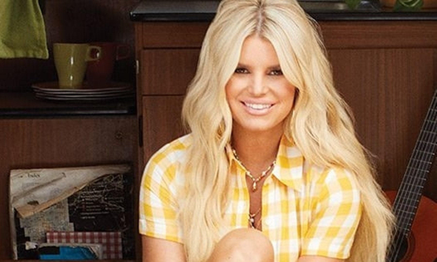 Jessica Simpson Turning 40 In July Open Book