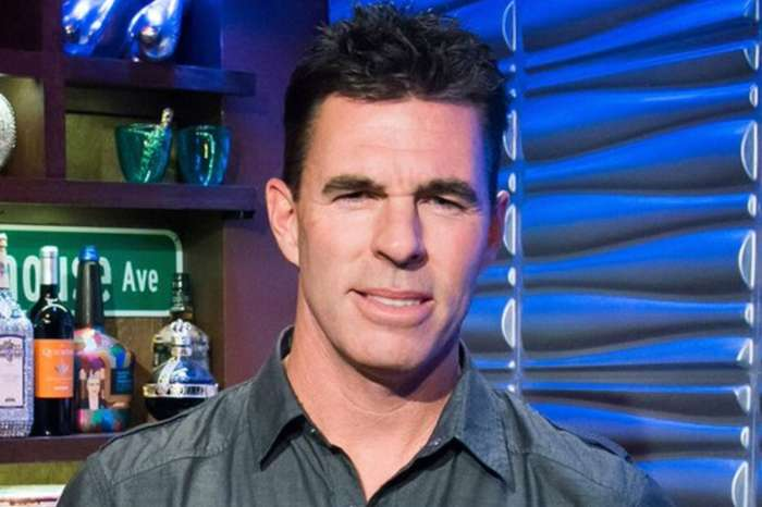 Jim Edmonds Reveals He's Going To Be A Grandpa Amid Divorce From Meghan King Edmonds