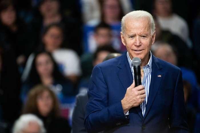 Somber Joe Biden Speaks To All African Americans In Pain At George Floyd's Funeral