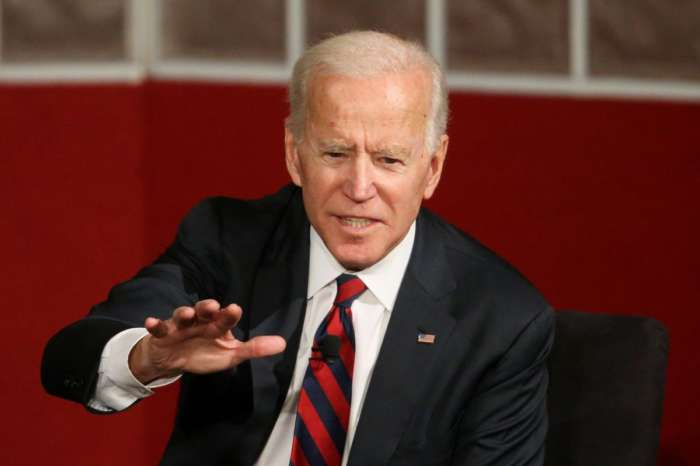 Joe Biden Says That At Least '10-15% Of Americans' Are Bad People