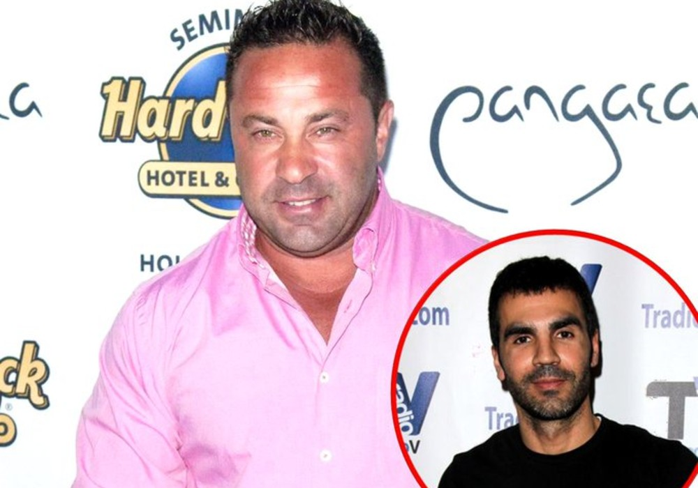 Joe Giudice Set To Face Off In The Boxing Ring With Jennifer Lopez's Ex-Husband