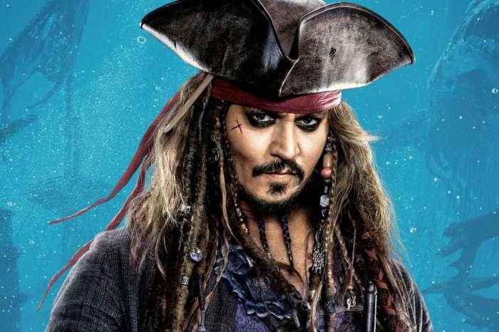 Johnny Depp Becomes Jack Sparrow Once Again For Wonderful Kids' Hospital Virtual Visit!