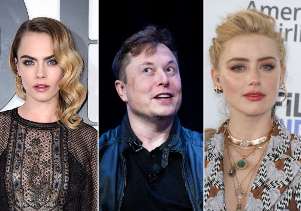 Johnny Depp Accuses Elon Musk Of Having 'Three Way Affair' With Amber Heard And Cara Delevigne- What Does The SpaceX CEO Say About The Allegations?