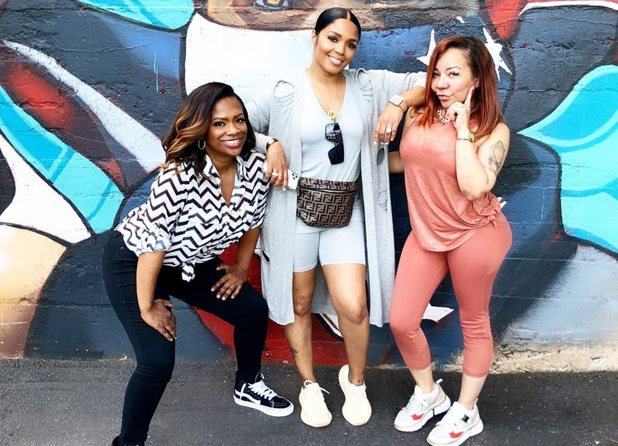 Kandi Burruss Rasheeda Frost Tiny Harris Project