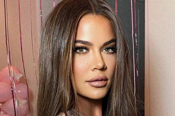 Khloe Kardashian Is A Brunette Goddess In New Birthday Photos