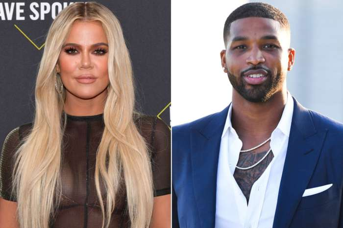 Khloe Kardashian And Tristan Thompson Are 'Partying Together' But Are Still Just 'Friends'