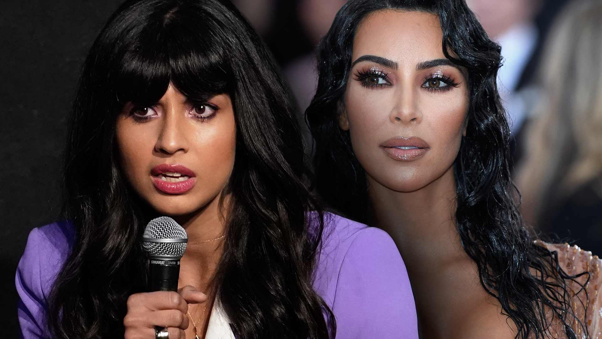 """""""kuwk-inside-kim-kardashians-reaction-to-jameela-jamil-dragging-her-for-wearing-a-corset"""""""