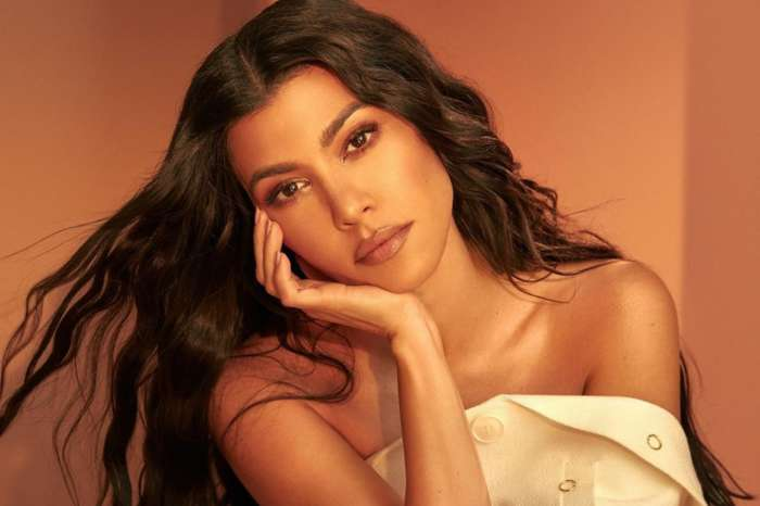 Kourtney Kardashian Lands In Trouble For Doing This While Talking About The Killing Of George Floyd -- Fans Say No Wonder Sister Kim Kardashian Is The Revolutionary One