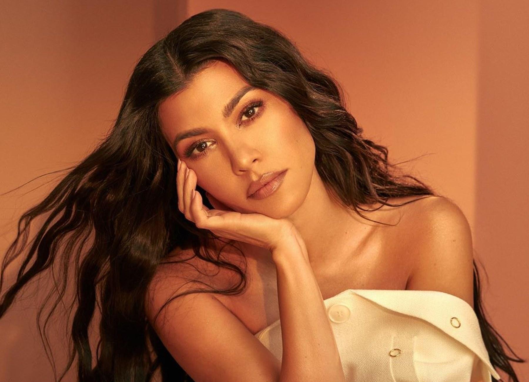 Kourtney Kardashian George Floyd Message