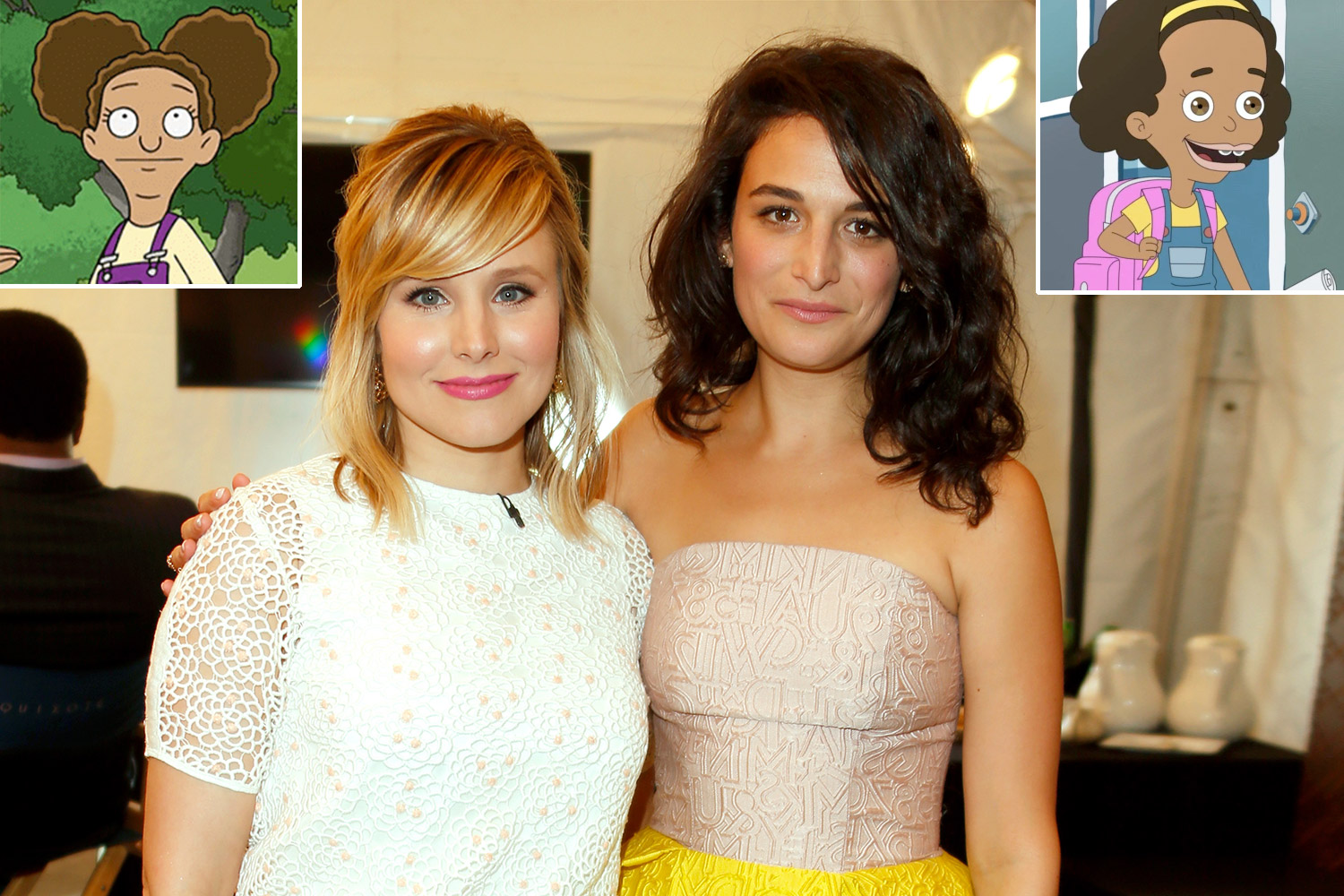 kristen-bell-and-jenny-slate-to-no-longer-voice-mixed-characters-on-animated-series-they-call-for-black-actresses-to-take-over-the-roles