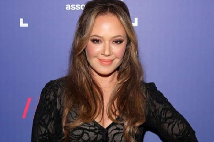 Happy Birthday Leah Remini — Scientology And The Aftermath Host Is 50-Years-Old Today
