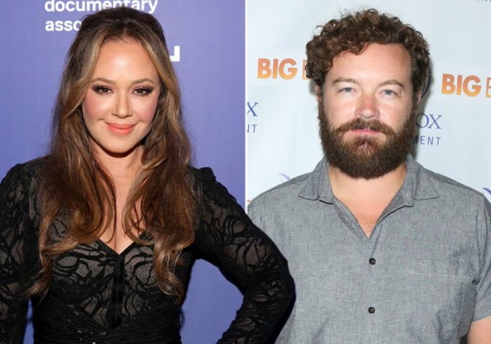 Leah Remini Responds To Danny Masterson's Rape Charges And The Church Of Scientology's Involvement In The Case