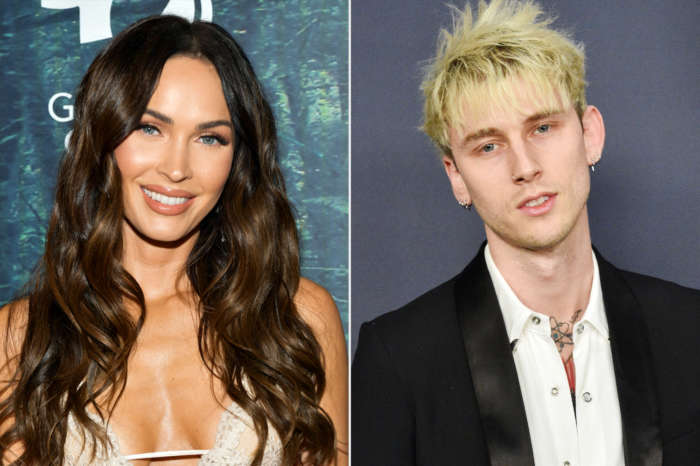 Megan Fox - Here's Why Machine Gun Kelly Is Super Attractive In Her Eyes!