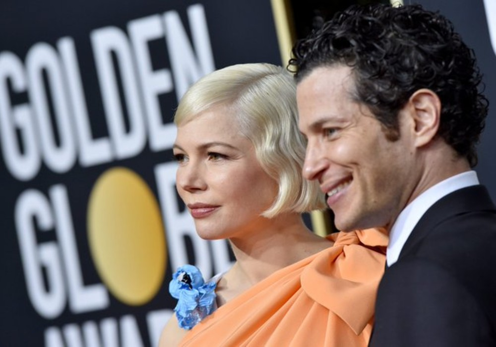 Michelle Williams welcomes first child with film and theatre director Thomas Kail
