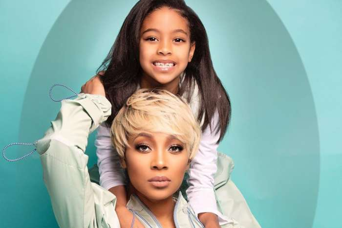 Monica And Shannon Brown's Daughter, Laiyah, Is All Grown Up And Too Gorgeous In New Photos