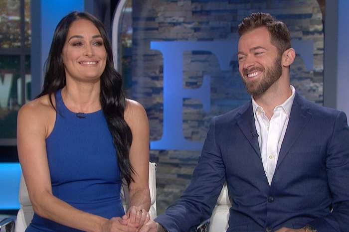Nikki Bella And Artem Chigvintsev Throw Gender Reveal Party - Here's What They're Having!