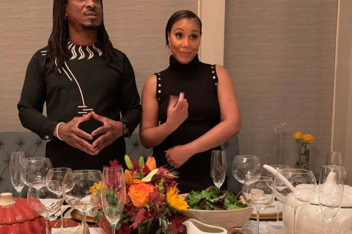 Tamar Braxton And David Adefeso's Video Of 'Quarantined & Coupled' Is Out - Watch It Here!
