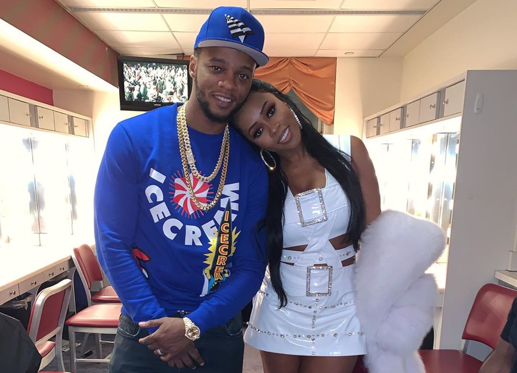 Papoose Remy Ma Father's Day Reminisce Mackenzie