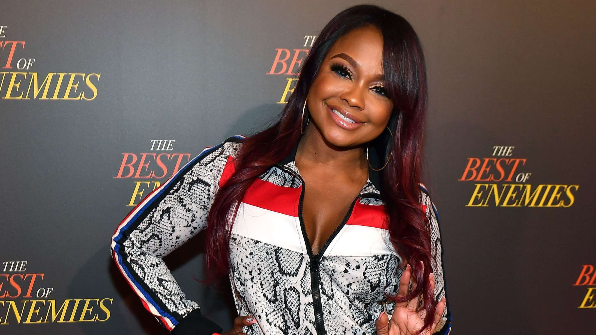 Phaedra Parks Tells Fans That Protesting Is Only The Beginning