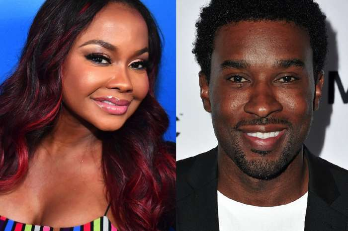 Phaedra Parks Reveals How She Met Her Boyfriend -- Shoots Down RHOA Return