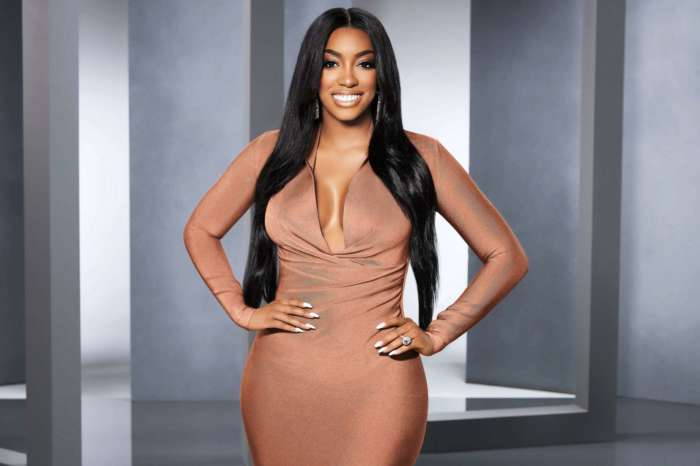 Porsha Williams Praises Chris Swanson For Taking His Armour Off To Join The Good Fight