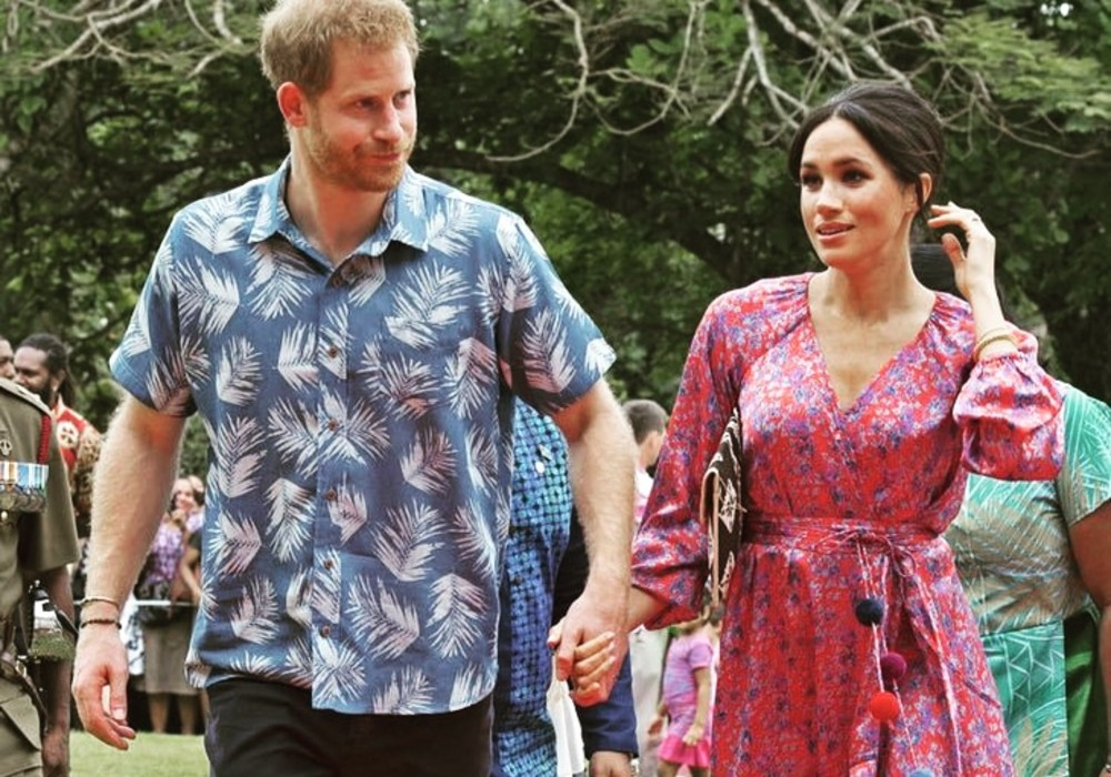 Prince Harry & Meghan Markle Quietly Move Forward With Archewell Foundation