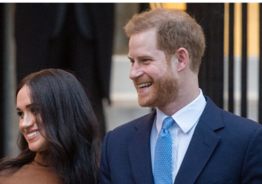 Prince Harry & Meghan Markle Set Their Price For Future Speaking Engagements