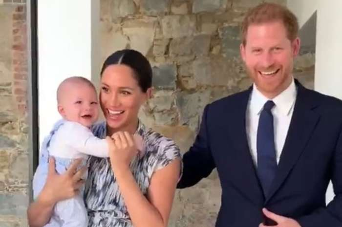 Prince Harry & Meghan Markle's Son Archie Harrison Is Starting To Talk - What Were His First Words?
