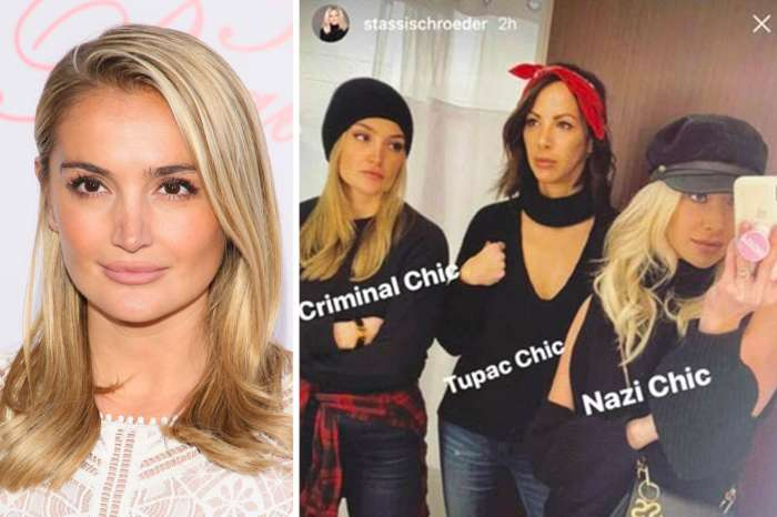 Comedian Rachael O'Brien Begged Stassi Schroeder Not To Joke About Nazi's -- Has Since Distanced Herself From Vanderpump Rules Star