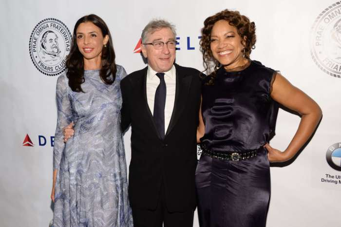 Robert De Niro Talks About Raising His Biracial Children In At Time Where There's Racial Tension