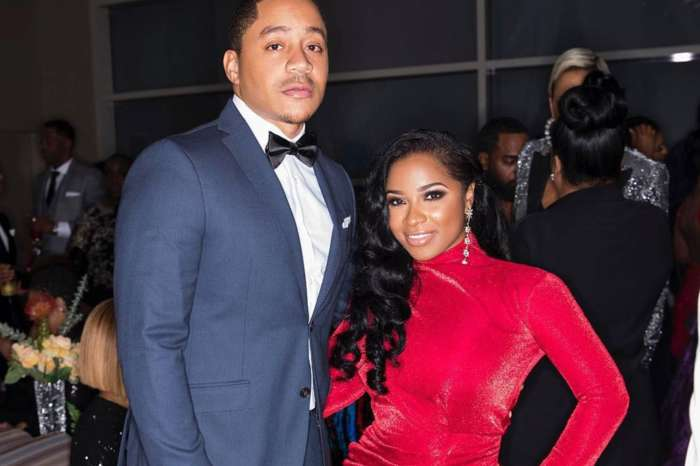 Toya Johnson Made Fans Crazy With Excitement When She Told Them They'll Get To See How Robert Rushing Proposed!