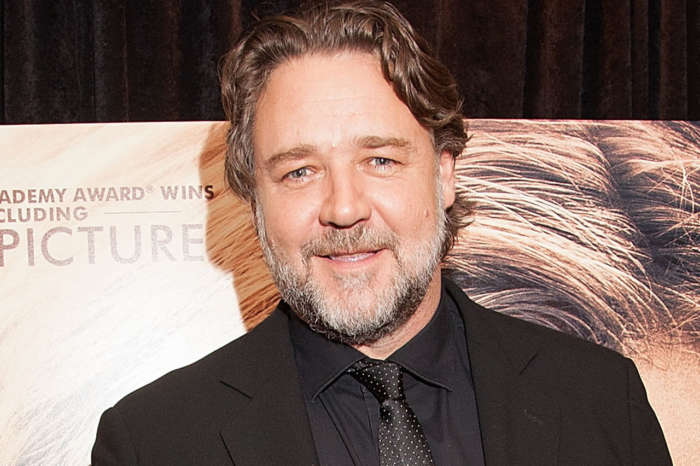 Russell Crowe Says That He And Ed Sheeran Once Took Shots Out Of Johnny Cash's Grammy Award