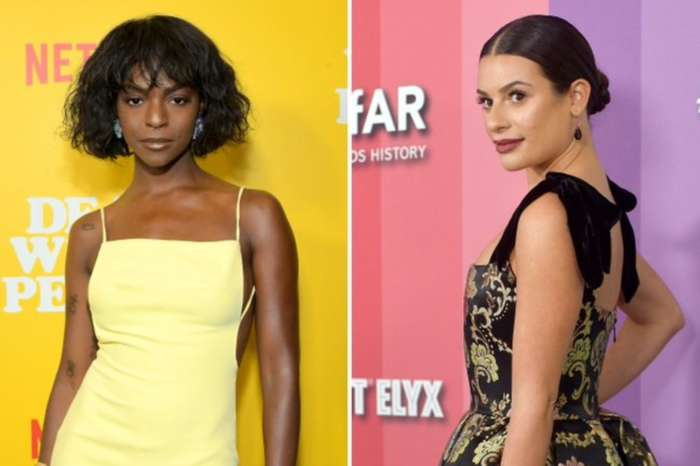 Samantha Ware Slams Glee Star Lea Michele For BLM Tweet And Accuses Her Of Bullying, As Amber Riley & Alex Newell Co-Sign