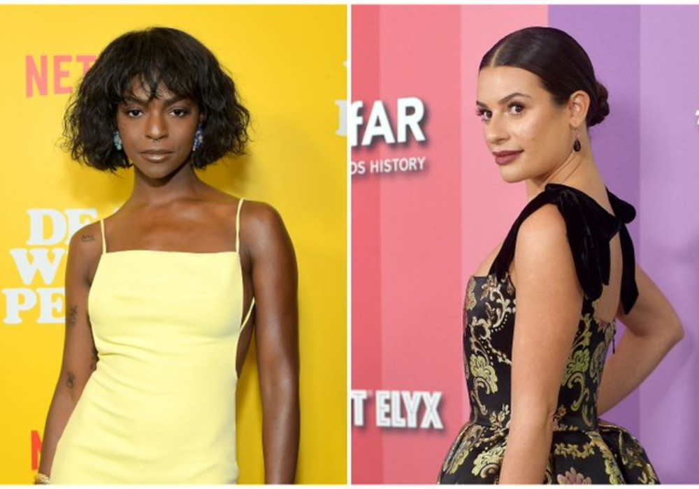 Samantha Ware Slams Glee's Lea Michele For BLM Tweet And Accuses Her Of Bullying, As Amber Riley & Alex Newell Co-Sign